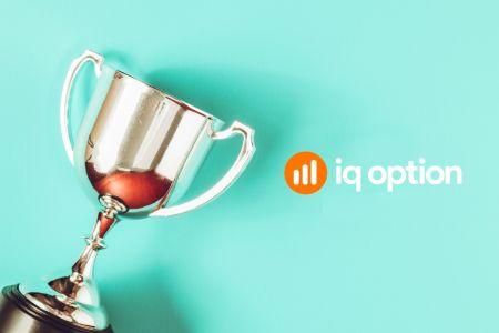 Torneos de operaciones de IQ Option - ¿Cómo puedo obtener un premio en un torneo?