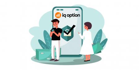 Cómo abrir una cuenta comercial en IQ Option