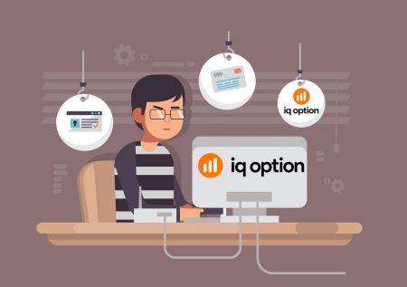 Cómo abrir una cuenta e iniciar sesión en IQ Option
